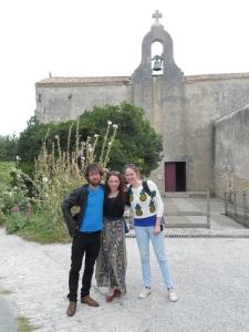 Petrichor on l'Île d'Aix